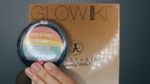 Wet n Wild Rainbow Highlighter // Anastasia Glow Kit (Sun Dipped)