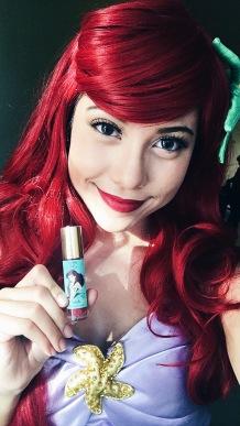 Happy skin x Disney Ariel Lipstick